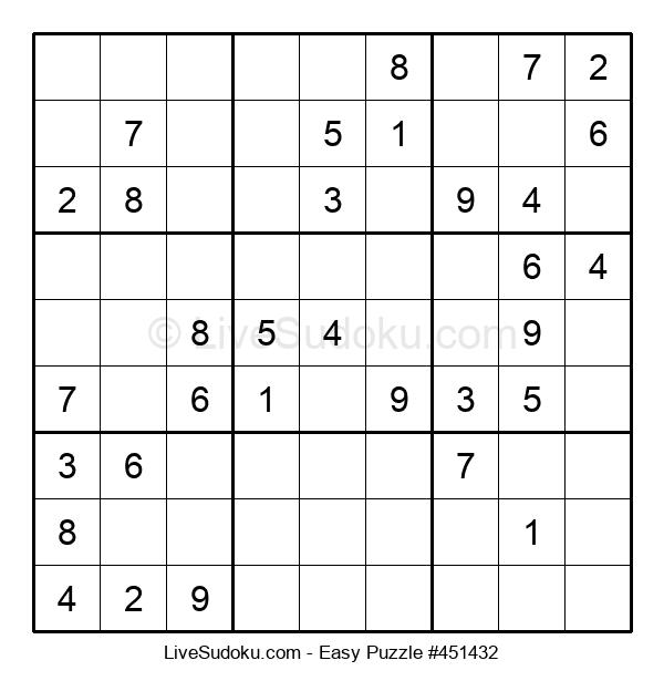 Beginners Puzzle #451432