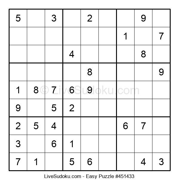 Beginners Puzzle #451433