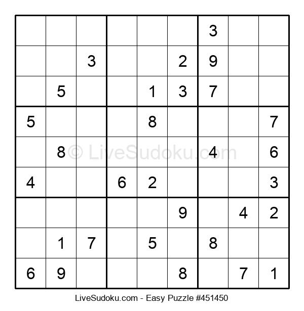 Beginners Puzzle #451450