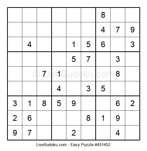 Beginners Puzzle #451452