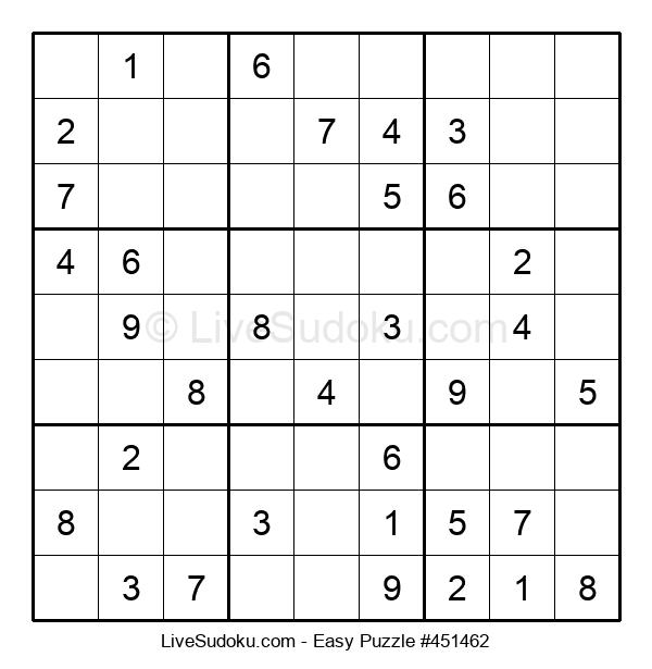 Beginners Puzzle #451462
