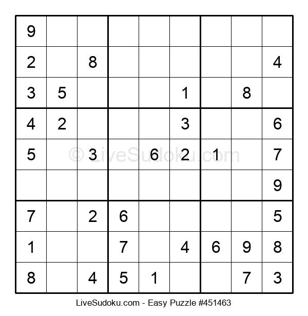 Beginners Puzzle #451463