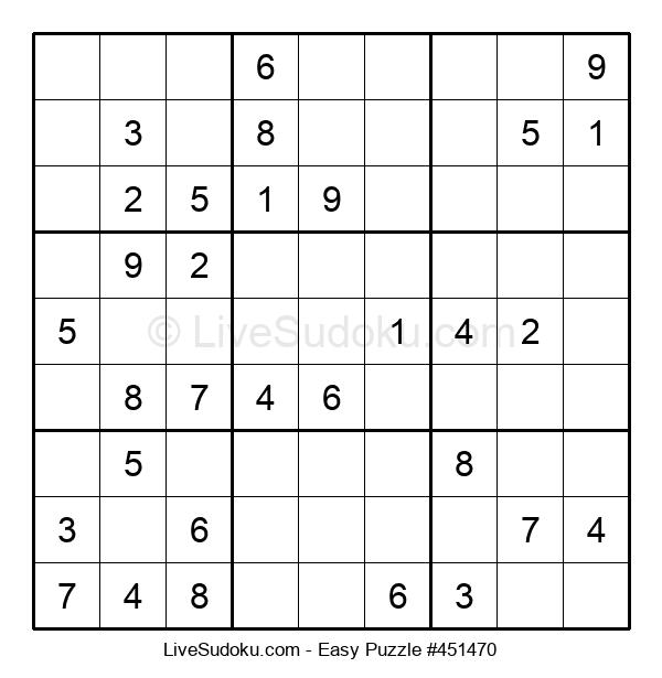 Beginners Puzzle #451470