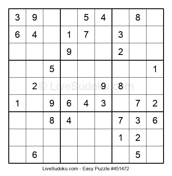 Beginners Puzzle #451472