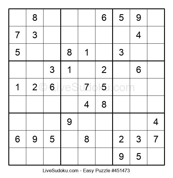 Beginners Puzzle #451473