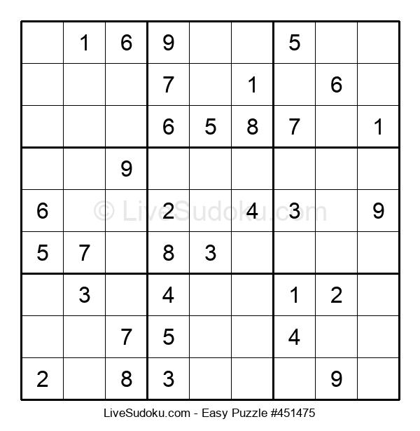 Beginners Puzzle #451475