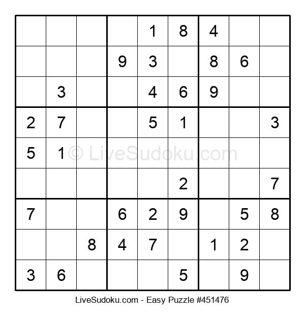 Beginners Puzzle #451476