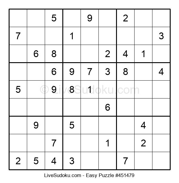 Beginners Puzzle #451479