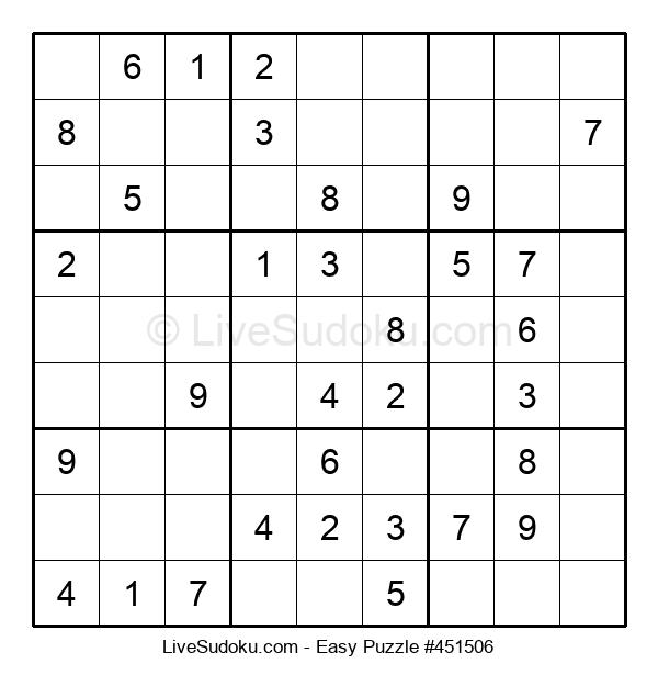 Beginners Puzzle #451506