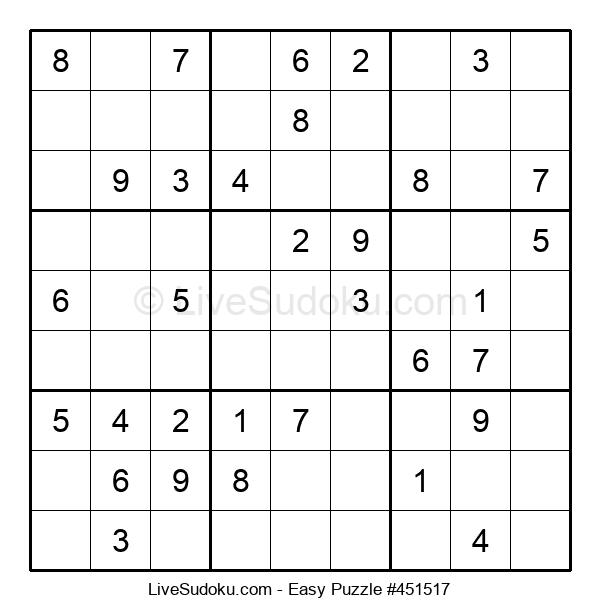 Beginners Puzzle #451517