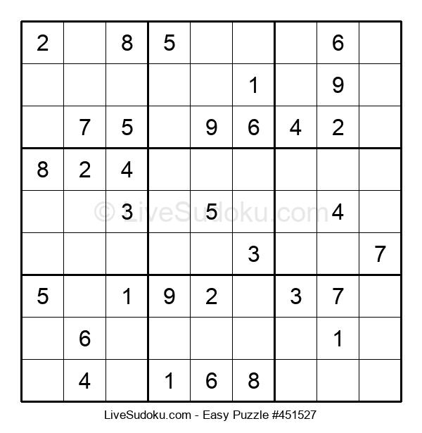 Beginners Puzzle #451527