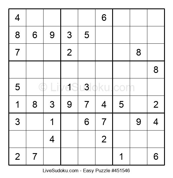 Beginners Puzzle #451546