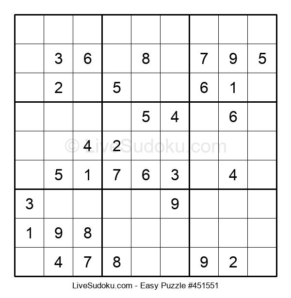 Beginners Puzzle #451551