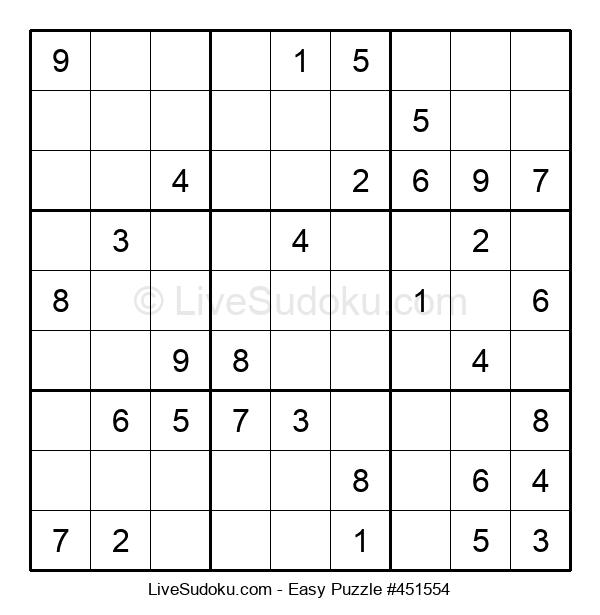 Beginners Puzzle #451554