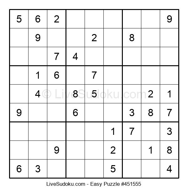 Beginners Puzzle #451555