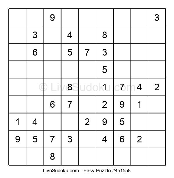 Beginners Puzzle #451558