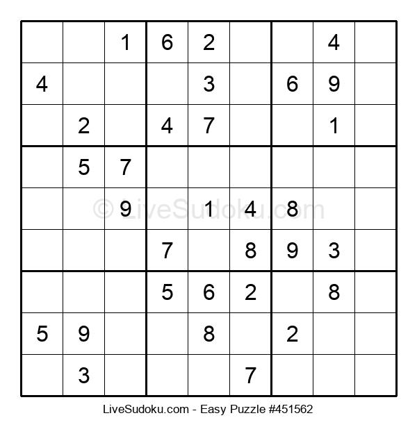 Beginners Puzzle #451562