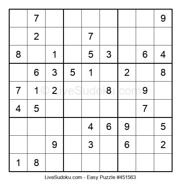 Beginners Puzzle #451563