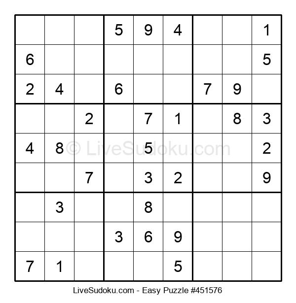 Beginners Puzzle #451576