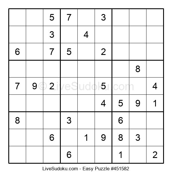Beginners Puzzle #451582