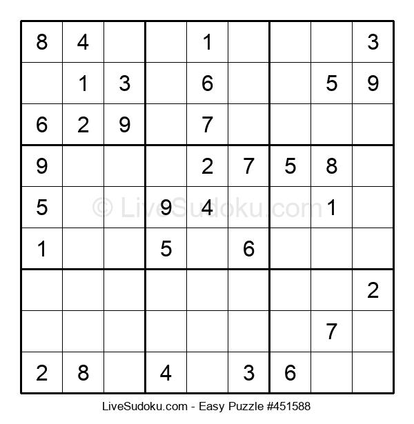 Beginners Puzzle #451588