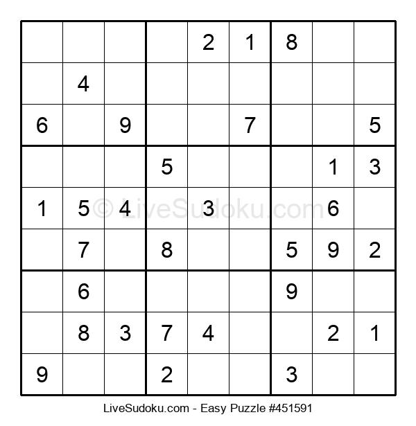 Beginners Puzzle #451591