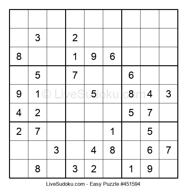 Beginners Puzzle #451594