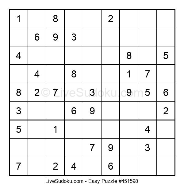 Beginners Puzzle #451598