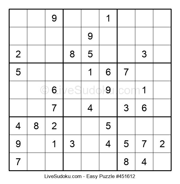 Beginners Puzzle #451612