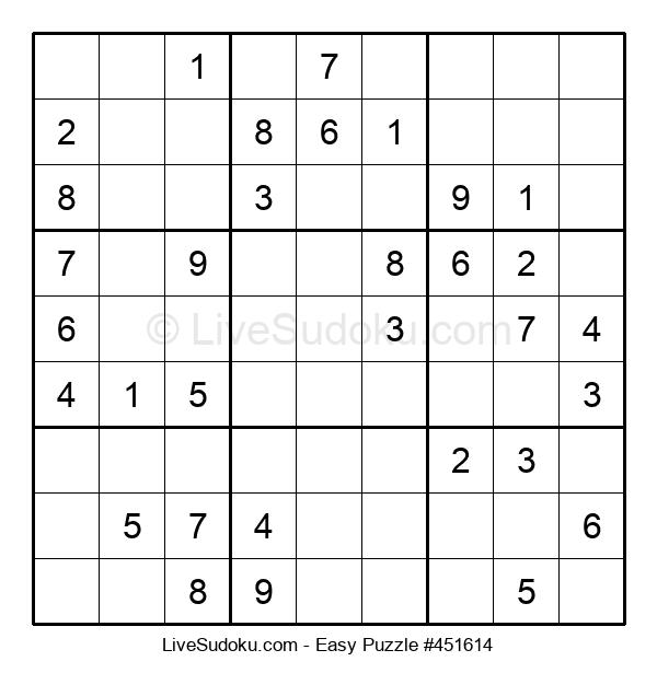 Beginners Puzzle #451614