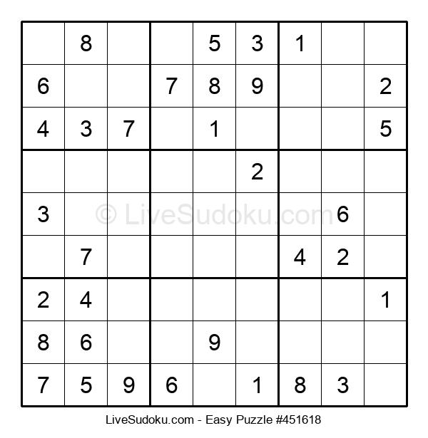 Beginners Puzzle #451618
