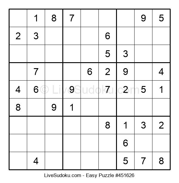 Beginners Puzzle #451626