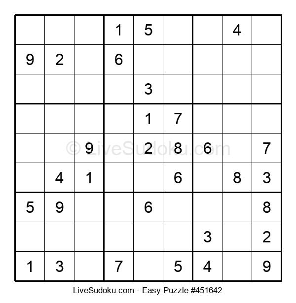 Beginners Puzzle #451642