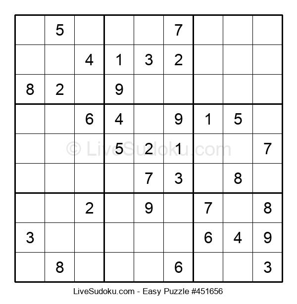 Beginners Puzzle #451656