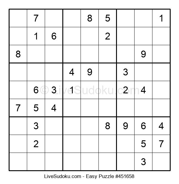 Beginners Puzzle #451658