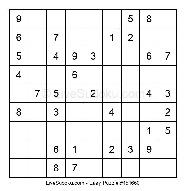 Beginners Puzzle #451660