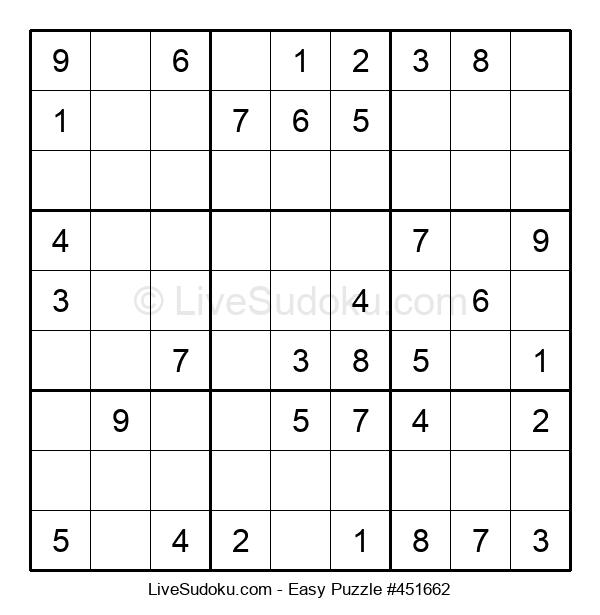 Beginners Puzzle #451662