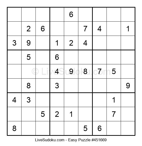 Beginners Puzzle #451669