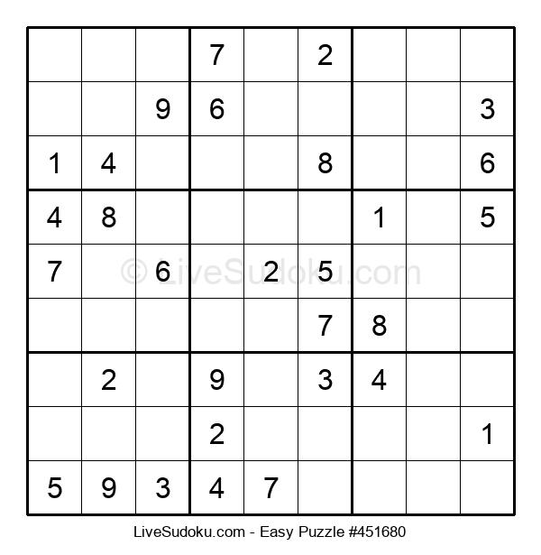 Beginners Puzzle #451680