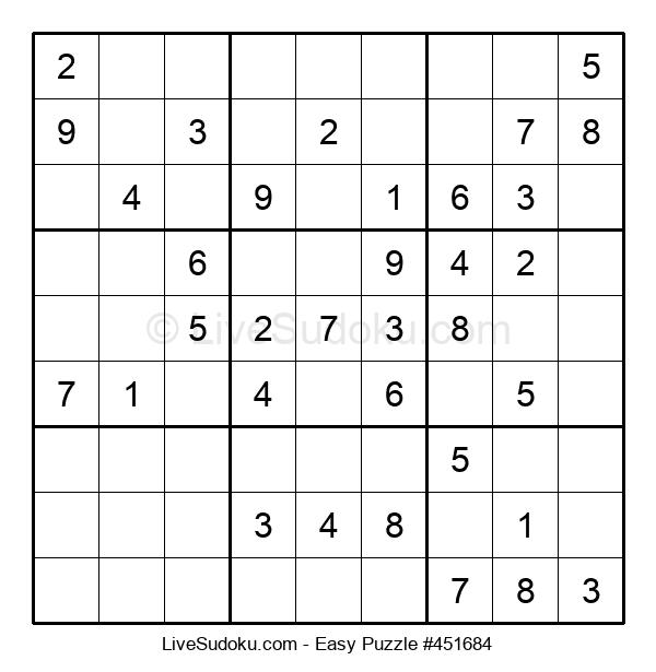 Beginners Puzzle #451684