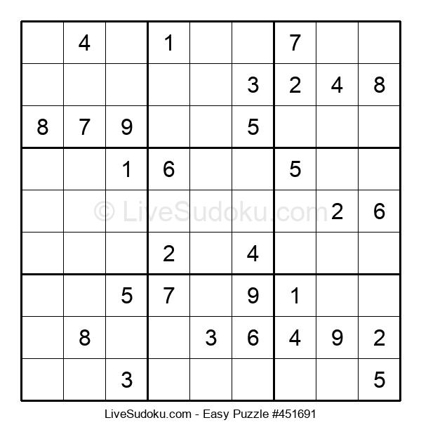 Beginners Puzzle #451691