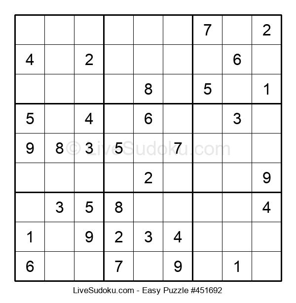 Beginners Puzzle #451692