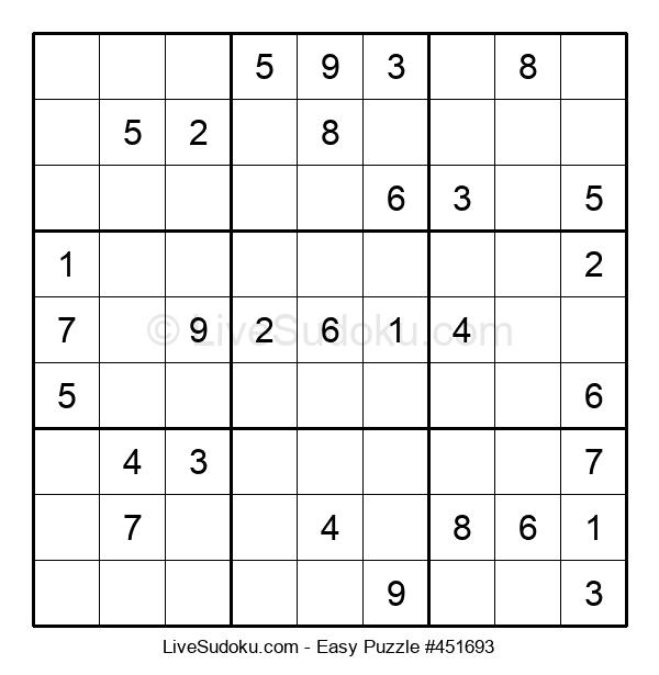 Beginners Puzzle #451693