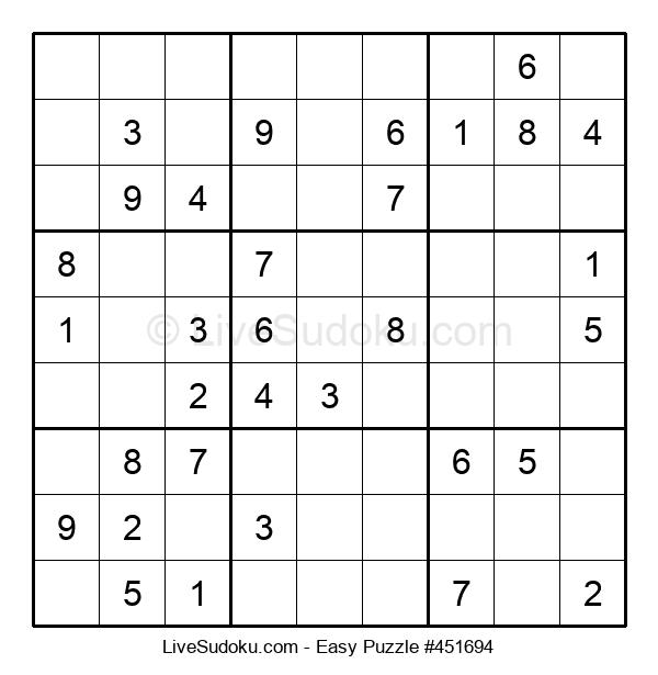Beginners Puzzle #451694