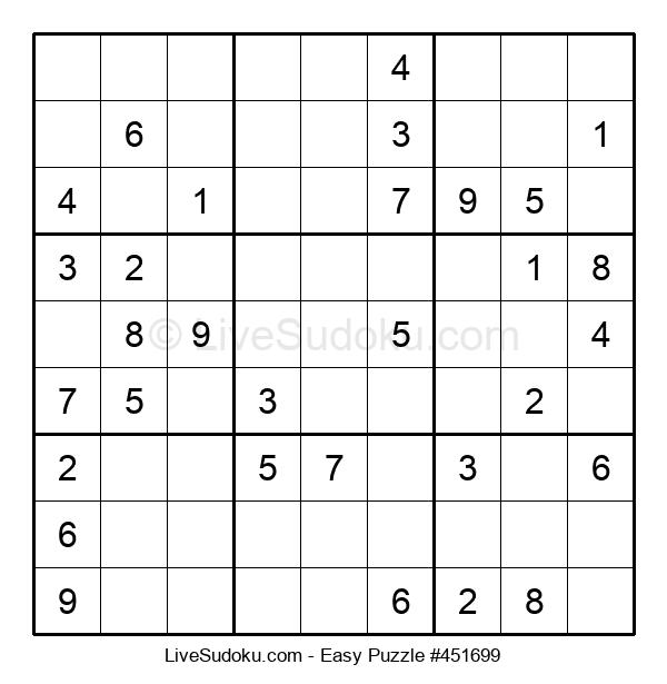 Beginners Puzzle #451699