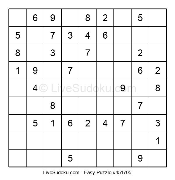 Beginners Puzzle #451705