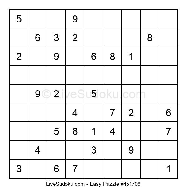 Beginners Puzzle #451706