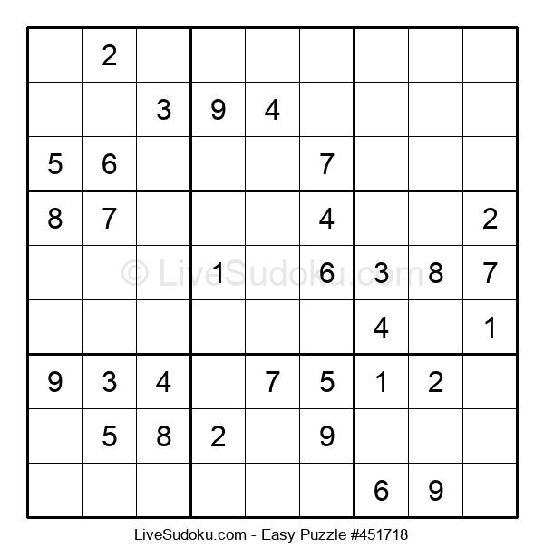 Beginners Puzzle #451718