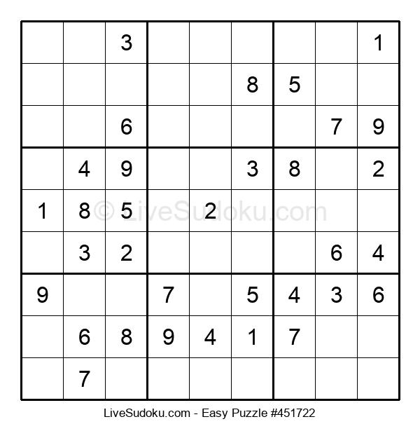 Beginners Puzzle #451722