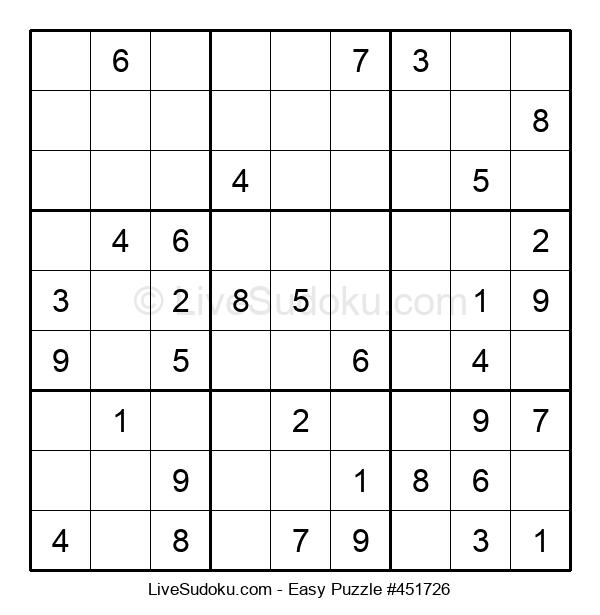 Beginners Puzzle #451726